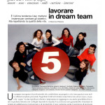 Lavorare in dream team (Glamour)